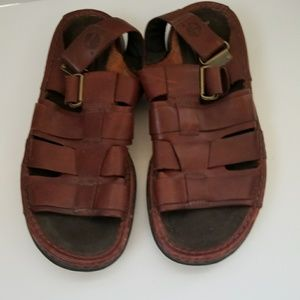Mens Timberland smart custom system sandals sz 12